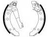 Bremsbackensatz Brake Shoe Set:171 609 525 A