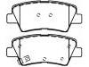 Pastillas de freno Brake Pad Set:58302-3XA30